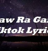 Ikaw Ra Gang Tiktok Lyrics