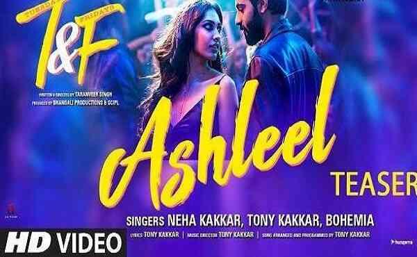 Ashleel Lyrics Neha Kakkar
