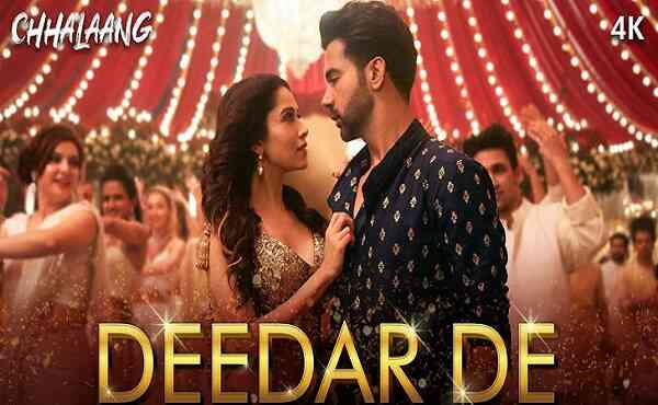 Deedar De Lyrics
