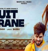 Suit Purane Lyrics