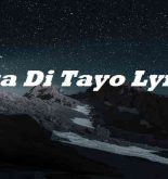 Baka Di Tayo Lyrics
