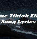 Inime Tiktok Ellam Song Lyrics