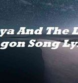 Raya And The Last Dragon Song Lyrics