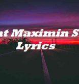 Saint Maximin Song Lyrics
