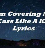 Im Covering My Ears Like A Kid Lyrics