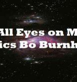 All Eyes on Me Lyrics Bo Burnham