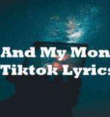 Me And My Monkey Tiktok Lyrics