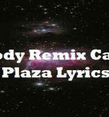 Body Remix Capo Plaza Lyrics