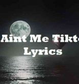 It Aint Me Tiktok Lyrics