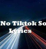 Oh No Tiktok Song Lyrics
