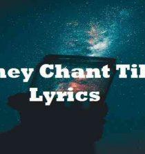 Money Chant Tiktok Lyrics