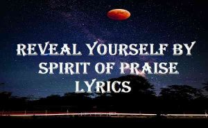 Reveal Yourself By Spirit Of Praise Lyrics
